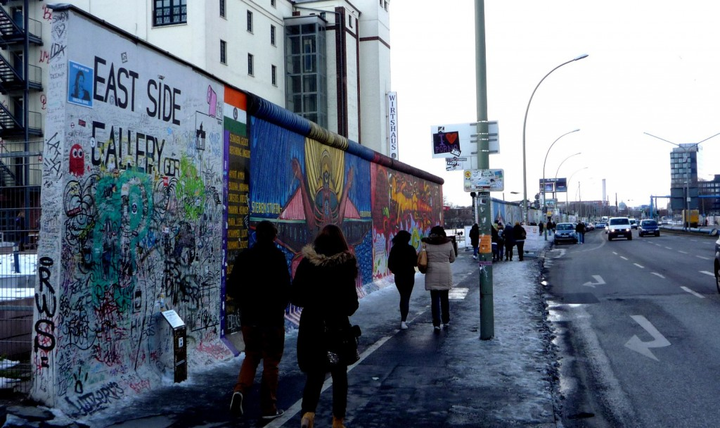 debattiersalon | Ein Mauerfall: East Side Gallery | Foto: Marcus Müller © 2013