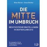 Politikblog debattiersalon | Buchhinweis | Brähler, Kiess, Decker: Die Mitte im Umbruch. Rechtsextreme Einstellungen in Deutschland 2012, Friedrich-Ebert-Stiftung